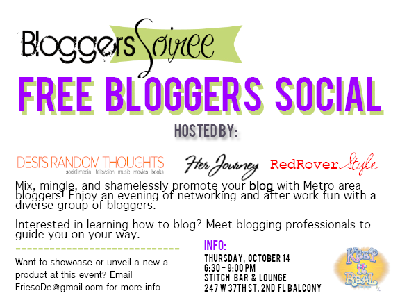 Free Bloggers Social Stitch Lounge
