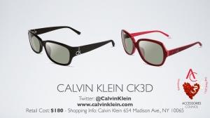 Calvin Klein CK3D