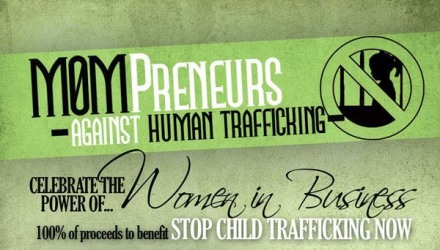 MomPreneurs Against Human Trafficking June 28
